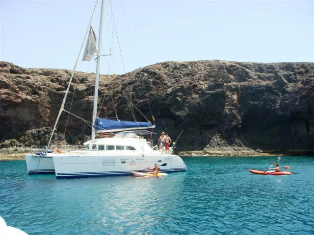 Fuerteventura Catamaran and motorboats charters - Excursions in Fuerteventura